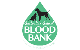 We Support The Australian Animal Blood Bank