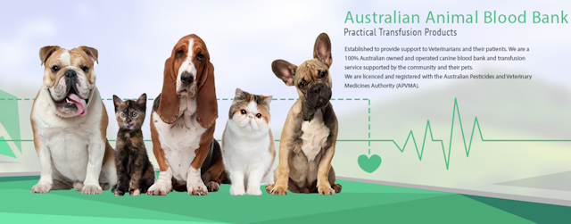Australian Animal Blood Bank