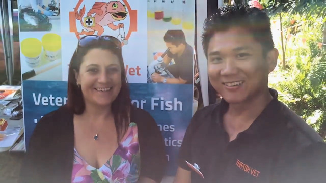 Goldies owner Candice & Dr Loh