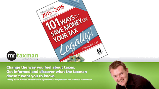 Mr Taxman Can Help Save YOu $'s !!!