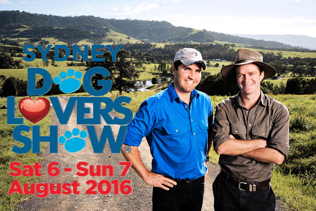 The Village Vets & Sydney Dog Lovers Show 2016